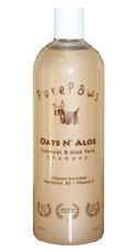 Oatmeal & Aloe Vera Shampoo